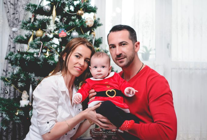 Baby Sara – Xmas Photo Shoot