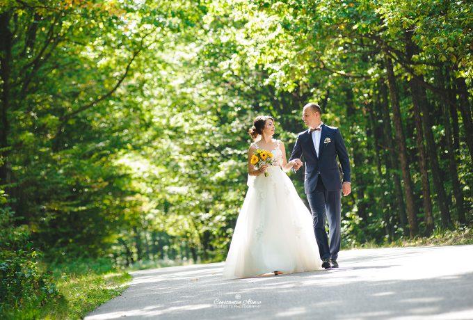 Fotograf de nunta – M & A
