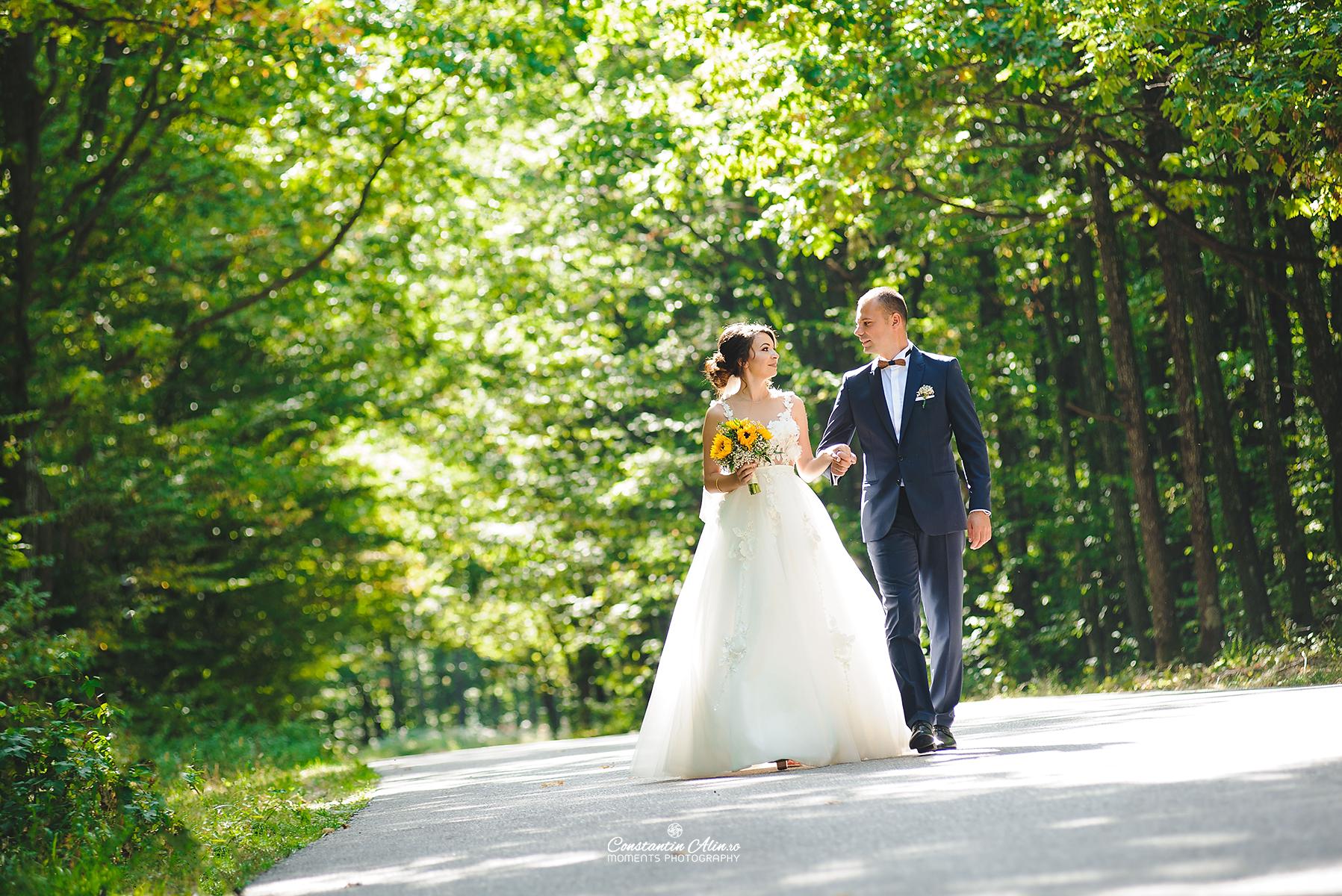 Fotografii de nunta – Madalina & Andrei
