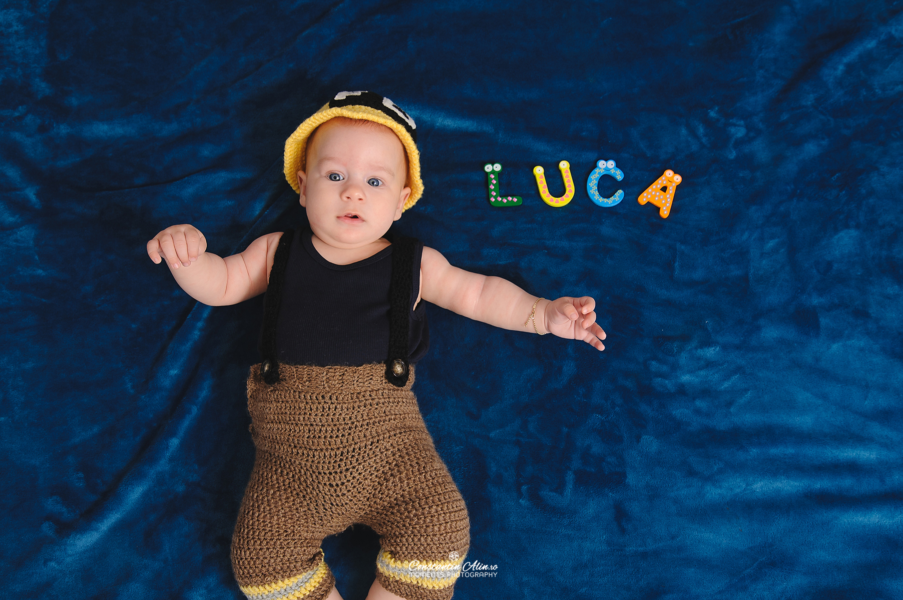 Botez in Ramnicu Valcea – Luca